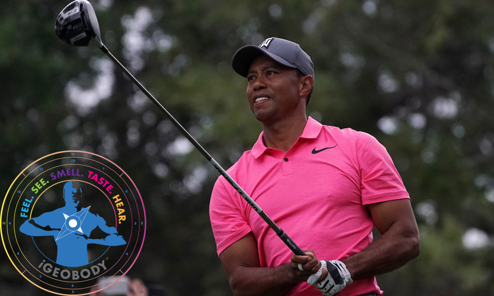 Tiger Woods legend, competitor, Entrepreneur.